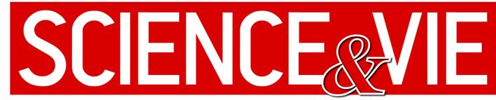 Logo Magazine Science et Vie