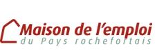 Logo de la maison de l'emploi du pays rochefortais