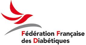 logo fédération française des diabétiques à paris (75)