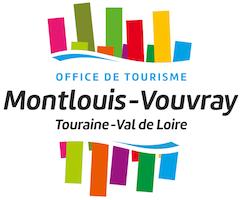 Logo Office de Tourisme de Montlouis Vouvray